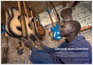 Brot für die Welt / Projektmagazin 2014-2015, April 2014