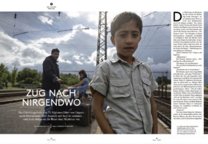 Magazin Cicero, Februar 2014