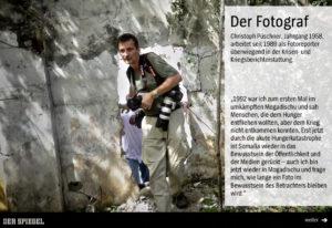 """Der Spiegel digital Heft Nr. 35 / 2011. Fotoreportage zum Artikel """"Die Ware Hunger"""""""