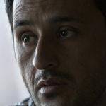 Ali Reza Durani (31 Jahre). Der gelernte Sozialarbeiter aus dem afghanischen Kandahar wurde von den Taliban bedroht und musste fliehen.