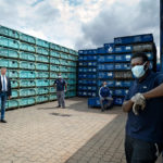 Oberbürgermeister Oliver Junk engagiert sich für Zuwanderung und Integration, sowie die Beschäftigung von Flüchtlingen an dem Wirtschaftsstandort Goslar.